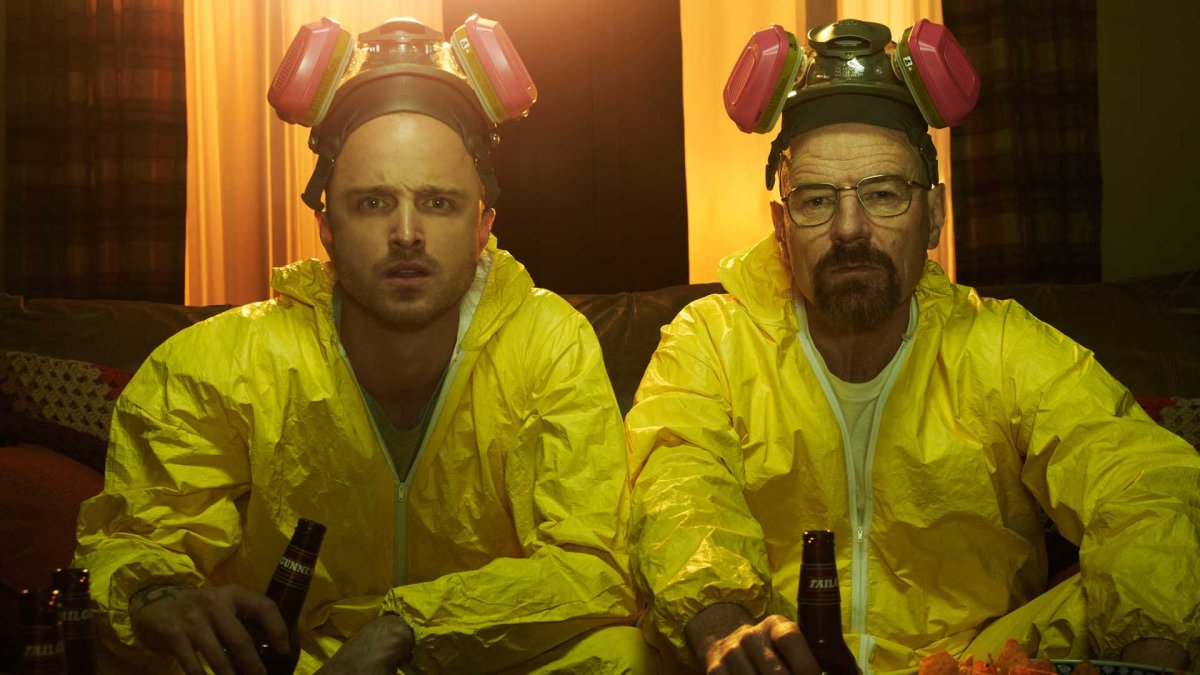 Great Stories About Storytelling: Breaking Bad 101 Review