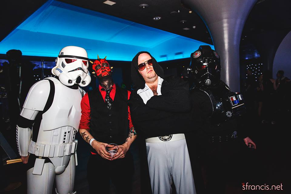 Capital Sci Fi Con