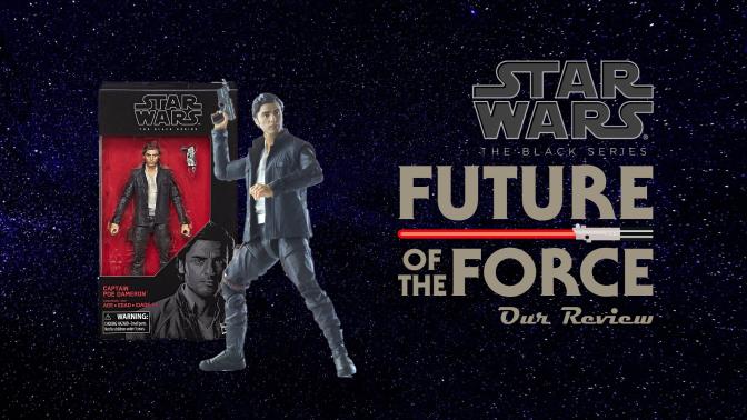 Black Series Review: Captain Poe Dameron   Star Wars: The Last Jedi
