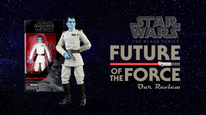 The Black Series Review | Grand Admiral Thrawn (Star Wars: Rebels)