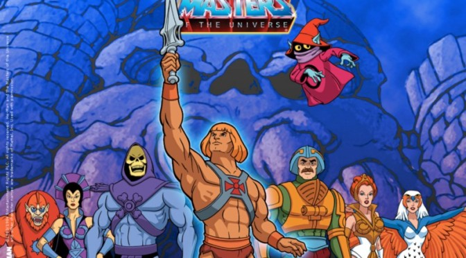 The Shows That Inspired Us: He-Man and the Masters of the Universe