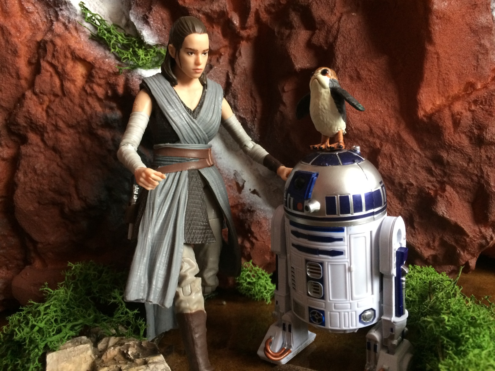Review: Star Wars The Black Series - Rey (Jedi Training) Featured