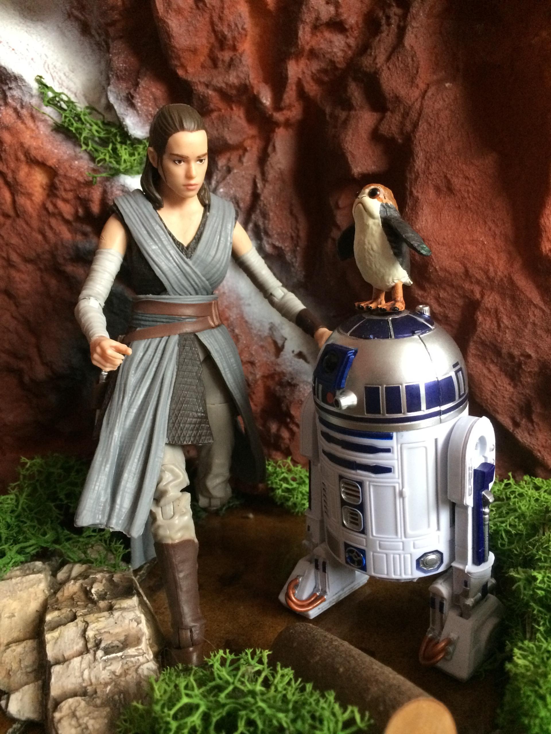 Review: Star Wars The Black Series - Rey (Jedi Training)