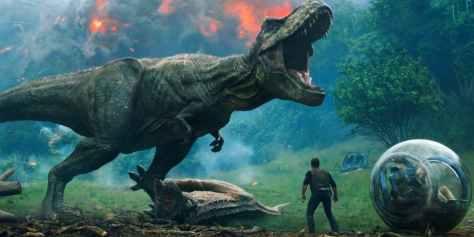 Jurassic World Fallen Kingdom - Tyrannosarus Rex - FOTF