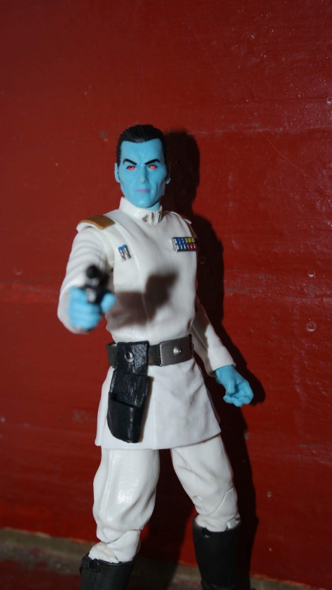 Review - Black Series Grand Admiral Thrawn 1