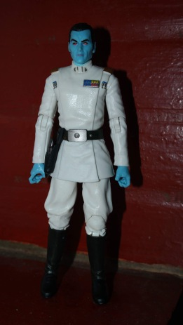 Review - Black Series Grand Admiral Thrawn 2