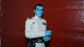 Review - Black Series Grand Admiral Thrawn