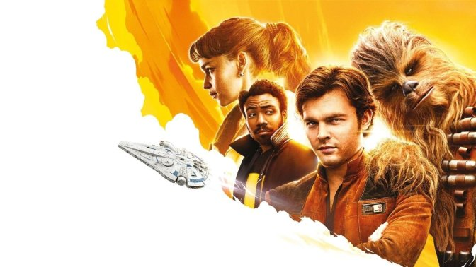The Best Moments of the Solo: A Star Wars Story Trailer
