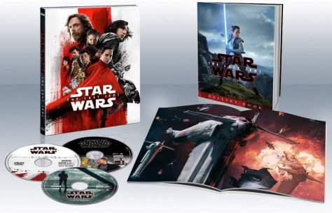 Star Wars: The Last Jedi Comes Home