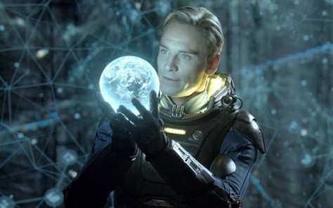 The Alien Legacy Has Been Eroded By Alien Covenant - David