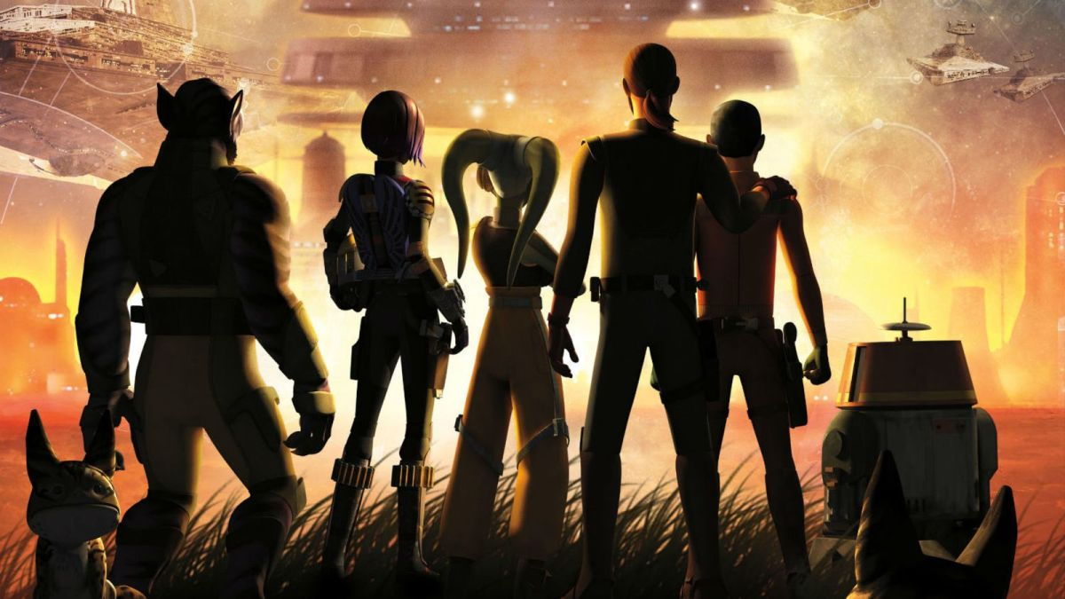 The Best Moments of Star Wars: Rebels
