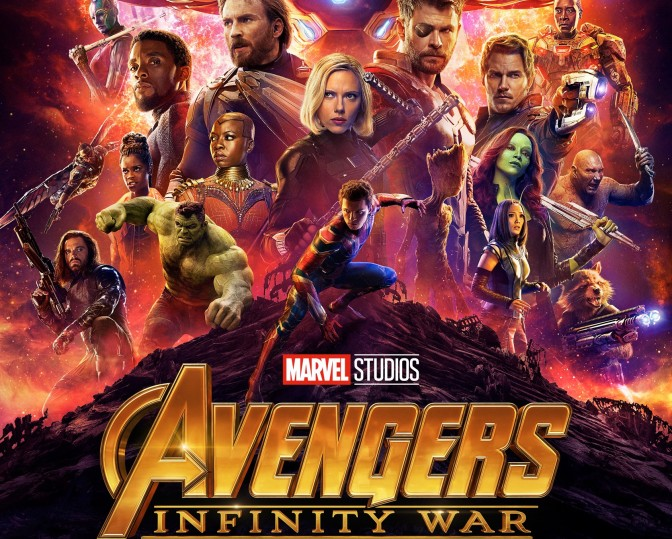 New Trailer: Avengers: Infinity War
