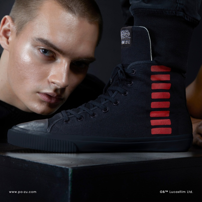 Po-Zu Unveil New Han Solo Sneakers!