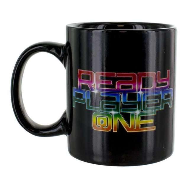Ready Player One Paladone Mug Review 4