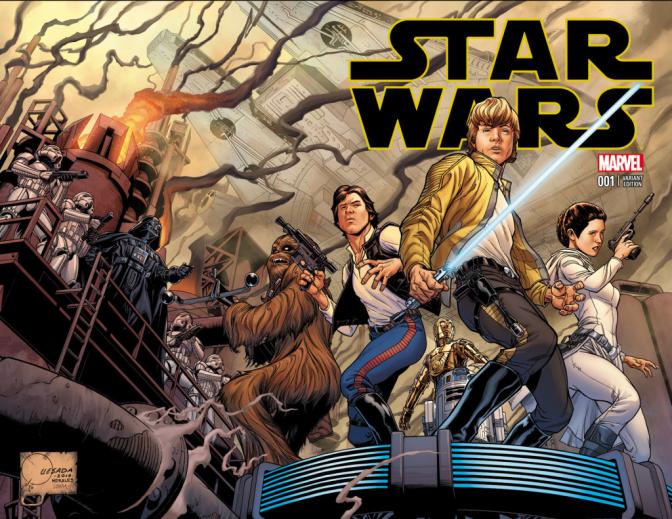 Comics Focus: Star Wars Vols. 1-3