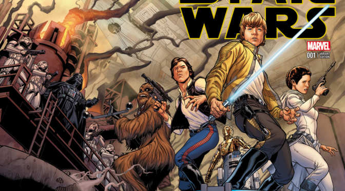 Comics Focus: Star Wars Vols. 1-3