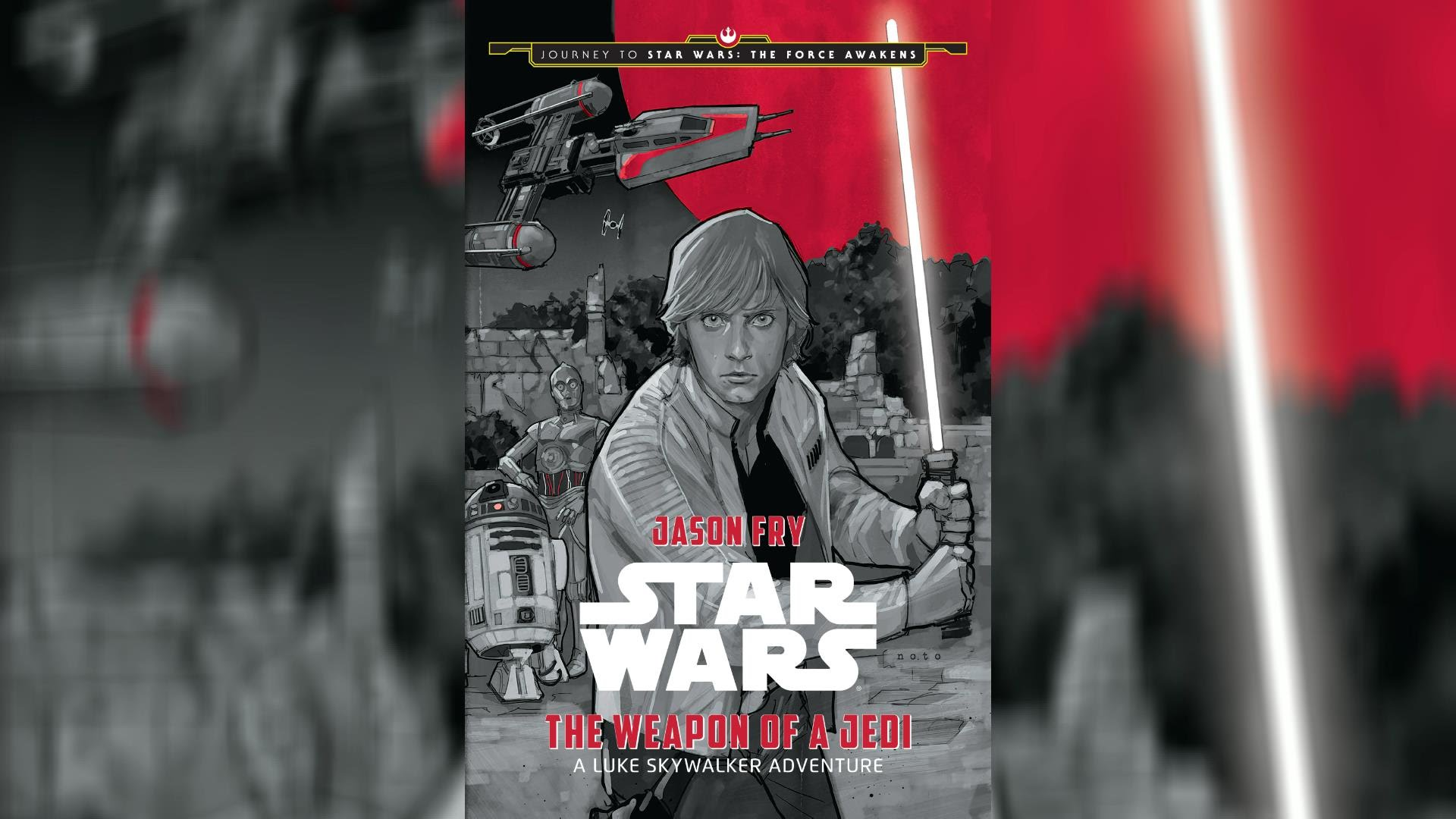 Star Wars The Weapon of a Jedi