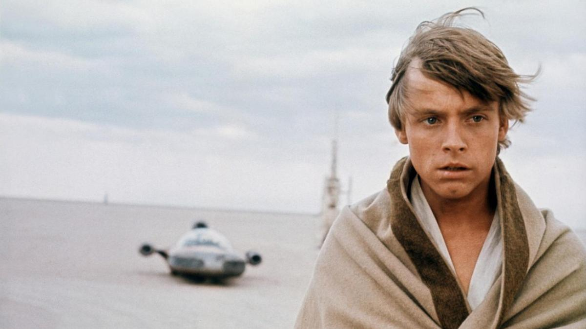 If Luke Skywalker Had Remained the Same He Would Never Have Left Tatooine
