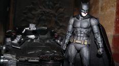 Justice League Review - The Batman Mafex