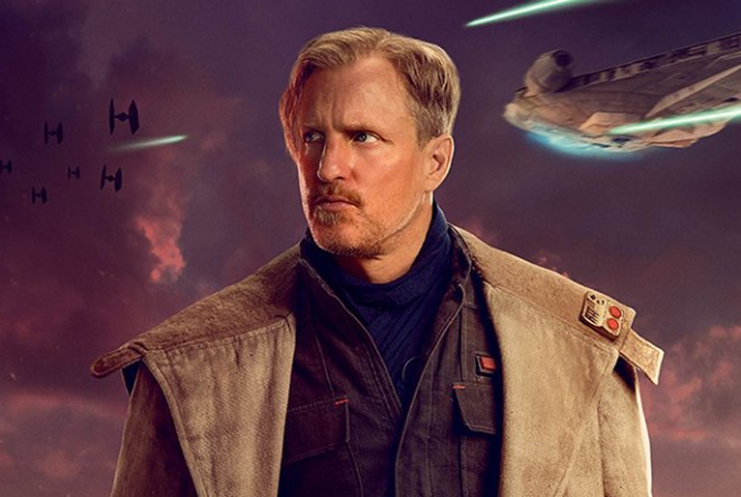 New Solo: A Star Wars Story UK Character Posters Unveiled