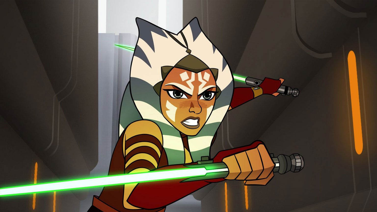 E.K. Johnston Ahsoka