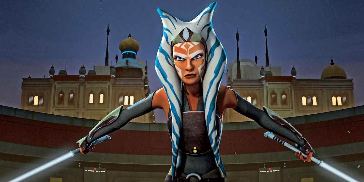 E.K. Johnston's Ahsoka: Togruta Be True?