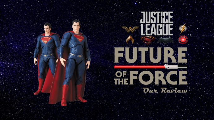 Justice League Review | Superman MAFEX