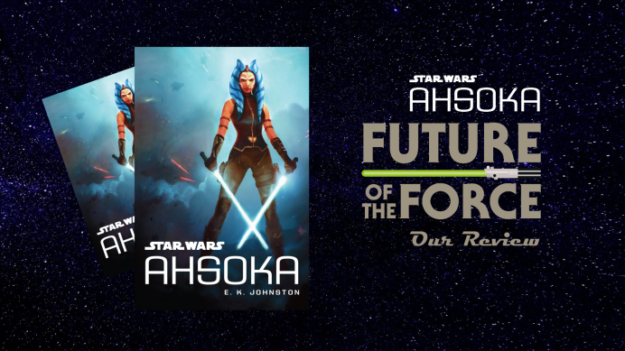 Book Review | Star Wars: Ahsoka - Togruta Be True?
