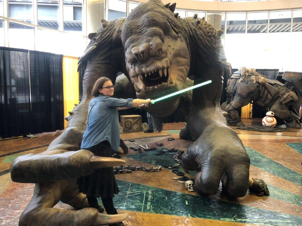 Diary Of A Fangirl: The Lexington Comic and Toy Convention