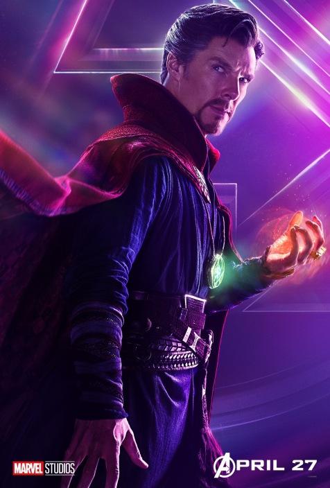 Avengers Infinity War Posters - Doctor Strange