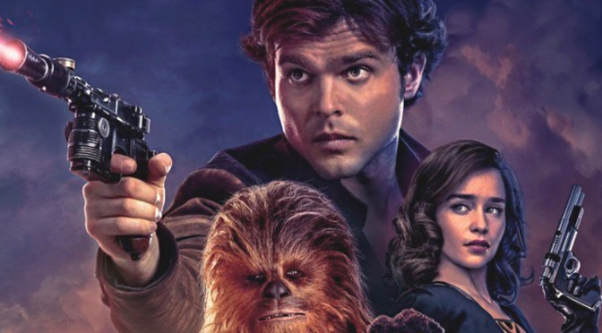 Solo: Two New Posters Emerge From Lightspeed