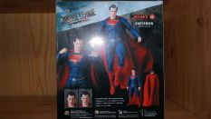 Review Mafex Superman 15