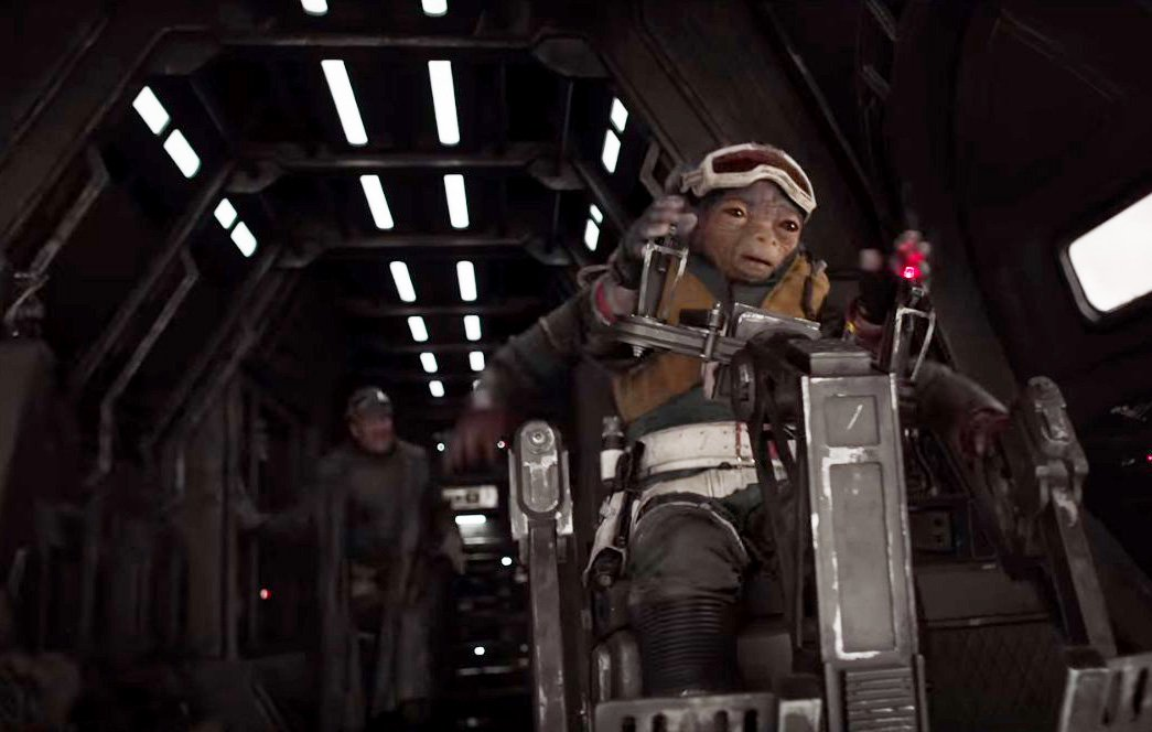 Rio Durant - Solo A Star Wars Story