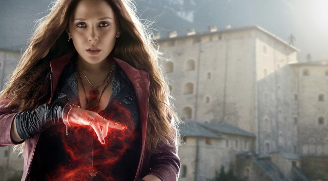 An Ode to Wanda Maximoff: On Stigma, Self-Acceptance, and the Scarlet Witch