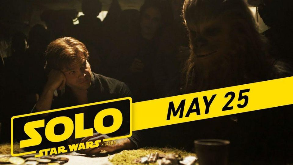 "New Solo: A Star Wars Story ""Crew"" TV Spot"
