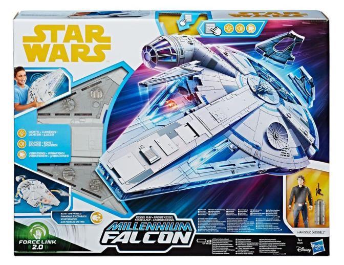 FOTF Showcase | Solo: A Star Wars Story Hasbro Millennium Falcon