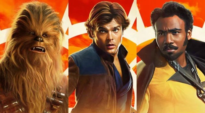 Amazing New Solo: A Star Wars Story Character Posters Emerge from Lightspeed
