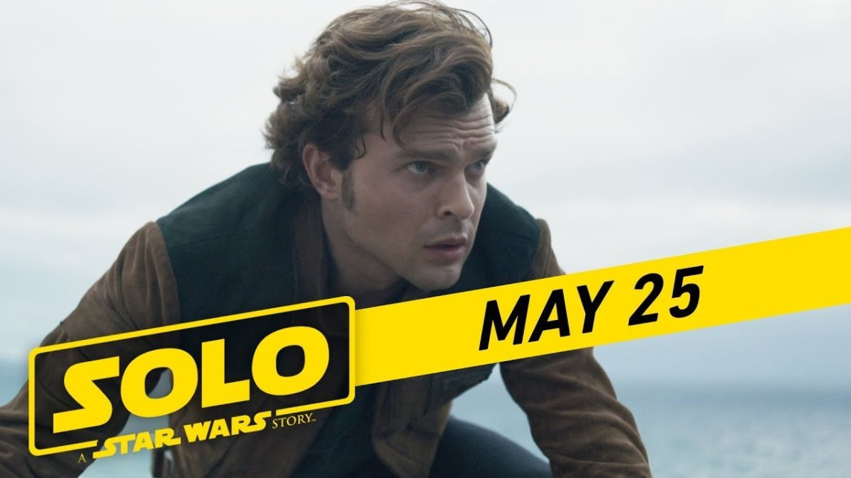 "New Solo: A Star Wars Story ""Risk"" Extended TV Spot/Trailer"