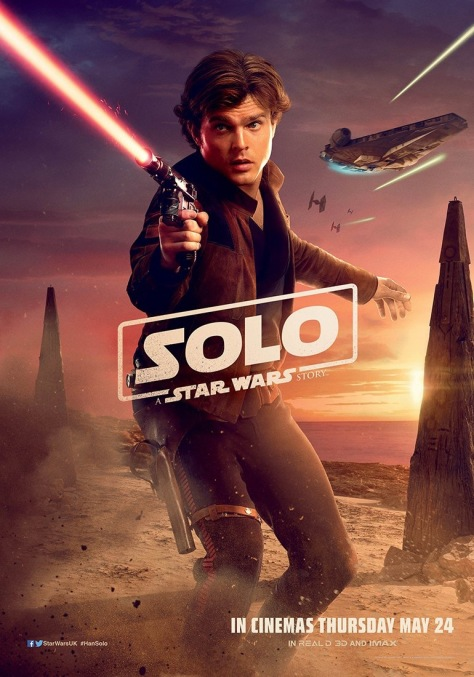 Solo Uk Posters