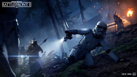 Ewok Hunt is Coming to Star Wars Battlefront II