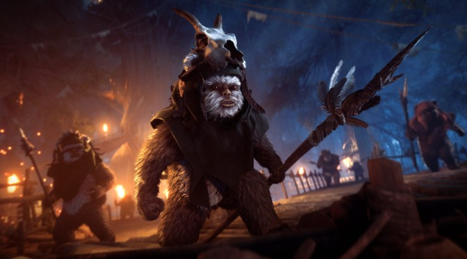 Ewok Hunt is Coming to Star Wars: Battlefront II
