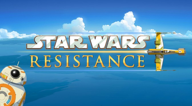 Star Wars: Resistance – A New Animated Series is Coming this Autumn