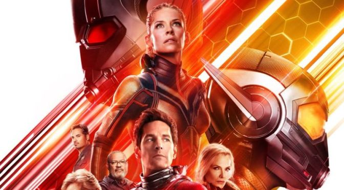 Ant-Man and the Wasp – The New Trailer & Poster have Enlarged