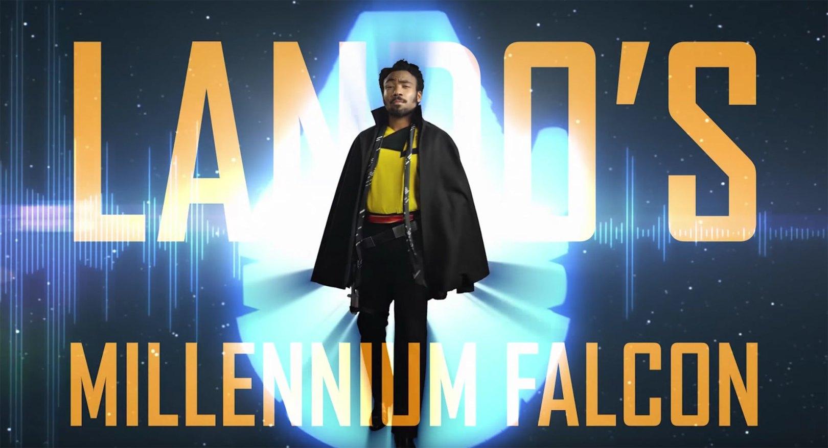 Donald-Glover-Millennium-Falcon-Tour