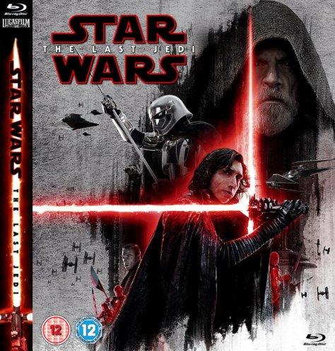 Star Wars: The Last Jedi Blu-Ray Review