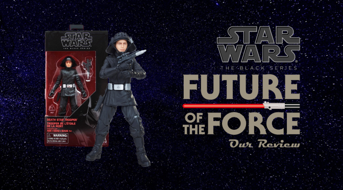Black Series Review   Death Star Trooper (Second-Release)