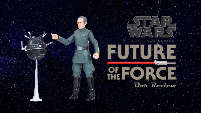 Black Series Review | Grand Moff Tarkin