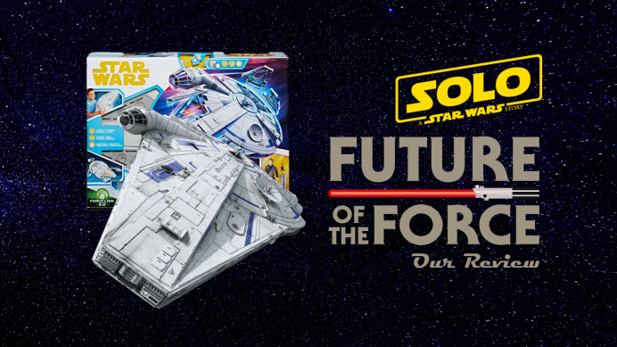 Review | Solo: A Star Wars Story Hasbro Millennium Falcon