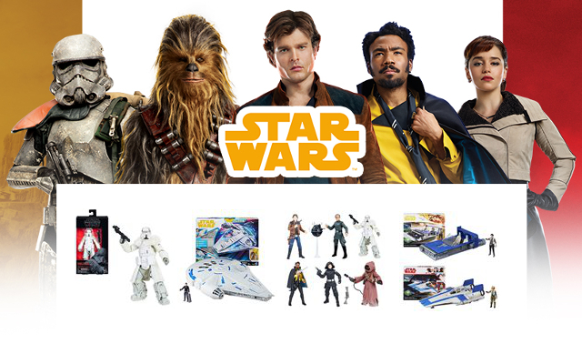 Hasbro-Solo-Star-Wars-Merchandise