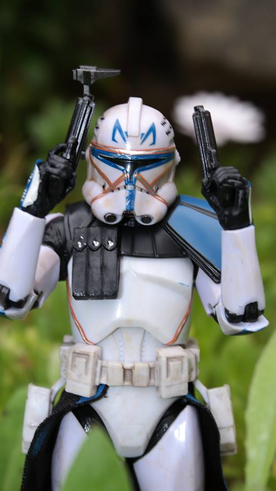 Captain Rex Black Series Review